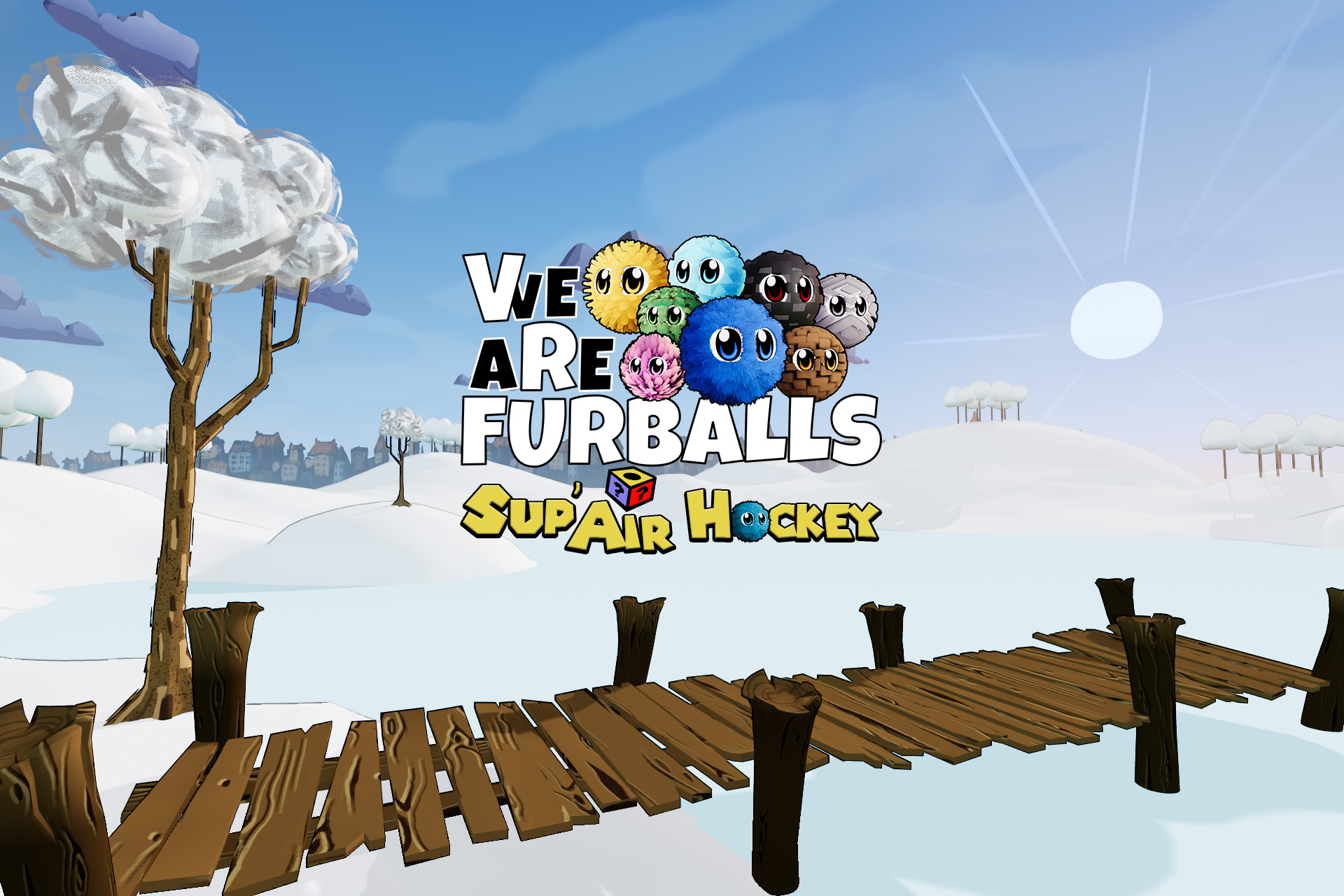 VR Furballs - Sup'Air Hockey